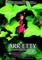 Arrietty y el Mundo de los Diminutos online, pelicula Arrietty y el Mundo de los Diminutos