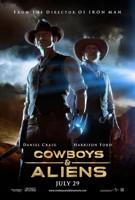 Cowboys & Aliens online, pelicula Cowboys & Aliens
