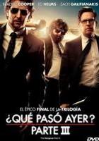 Que Paso Ayer 3 online, pelicula Que Paso Ayer 3
