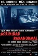 pelicula Actividad Paranormal 1,Actividad Paranormal 1 online