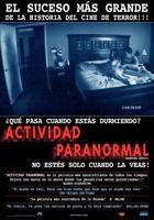 Actividad Paranormal 1 online, pelicula Actividad Paranormal 1