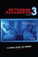 pelicula Actividad Paranormal 3,Actividad Paranormal 3 online