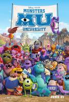 Monsters University online, pelicula Monsters University