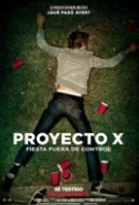 pelicula Proyecto X,Proyecto X online