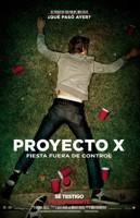Proyecto X online, pelicula Proyecto X