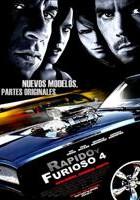 Rapido y Furioso 4 online, pelicula Rapido y Furioso 4