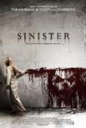 pelicula Sinister,Sinister online