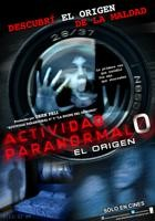 Actividad Paranormal 0 online, pelicula Actividad Paranormal 0