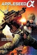 pelicula Appleseed Alpha,Appleseed Alpha online
