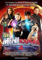Mini Espias 4 online, pelicula Mini Espias 4