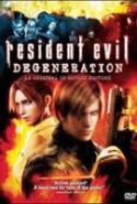 pelicula Resident Evil: Degeneracion,Resident Evil: Degeneracion online