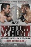 pelicula UFC 180: Werdum vs. Hunt,UFC 180: Werdum vs. Hunt online