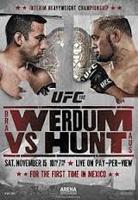 UFC 180: Werdum vs. Hunt online, pelicula UFC 180: Werdum vs. Hunt