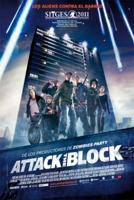 Attack The Block online, pelicula Attack The Block