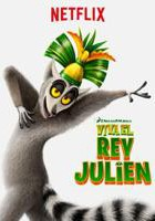 Viva el Rey Julien online, pelicula Viva el Rey Julien