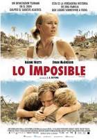 Lo Imposible online, pelicula Lo Imposible