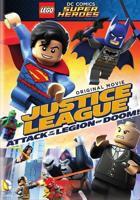 LEGO La Liga de la Justicia: El Ataque de la Legion del Mal online, pelicula LEGO La Liga de la Justicia: El Ataque de la Legion del Mal