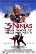 pelicula 3 Ninjas: Mediodia en la Megamontaña,3 Ninjas: Mediodia en la Megamontaña online