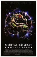 Mortal Kombat: Aniquilacion online, pelicula Mortal Kombat: Aniquilacion